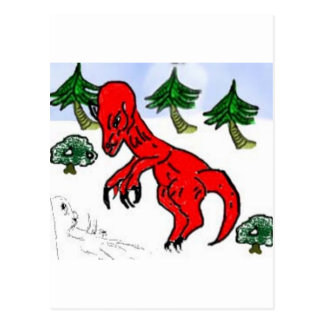CLANUS Mindscape RPG Postcard