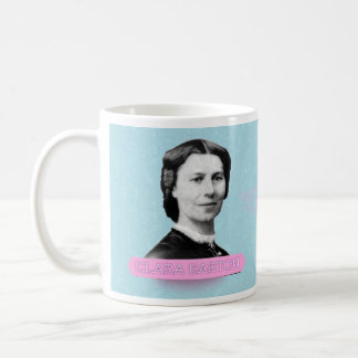 Clara Barton Historical Mug