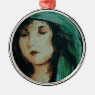 Clara Bow Christmas Ornament