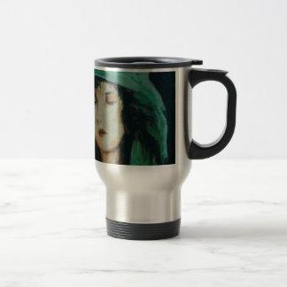 Clara Bow Travel Mug