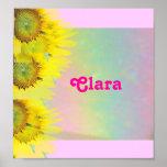 Clara Posters