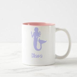 Clara Two-Tone Coffee Mug