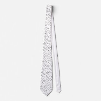 Clarinets 'n Notes Tie
