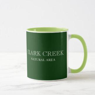 Clark Creek Natural Area Waterfall Mug