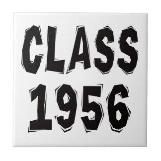 Class 1956 tile