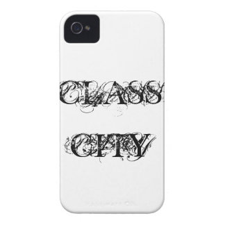 Class City Logo iPhone 4 Case
