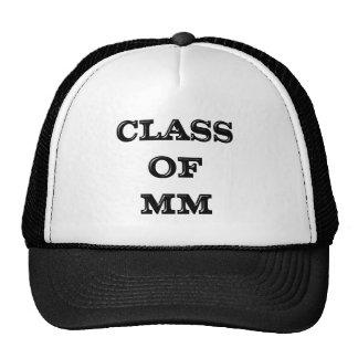 Class of 2000 cap
