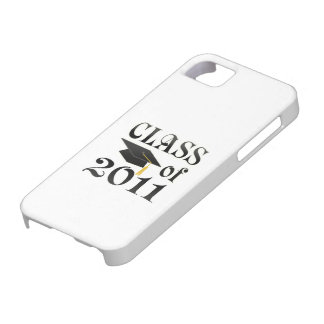 Class of 2011 iPhone 5 Cover