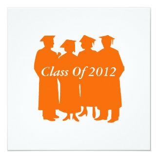 Class Of 2012 Card
