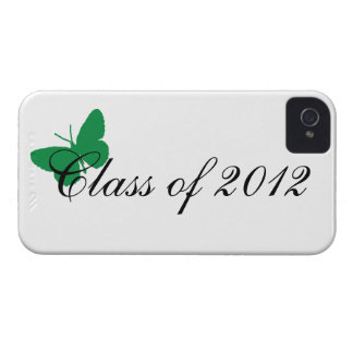 Class of 2012 - Green Case-Mate iPhone 4 Case