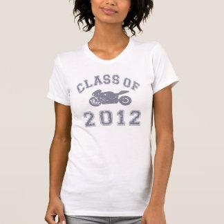 Class Of 2012 Superbike - Grey 2 Tshirts
