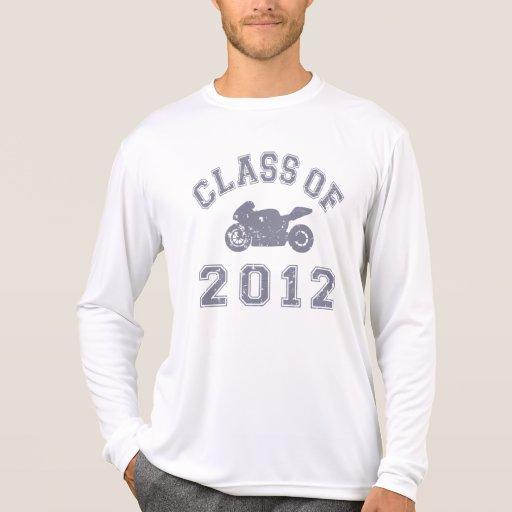 Class Of 2012 Superbike - Grey 2 Shirts
