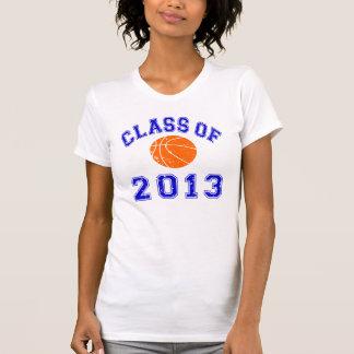 Class Of 2013 Basketball T-shirt