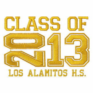 Class of 2013 block - Add your school's name