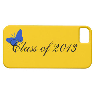Class of 2013 - Blue and Gold iPhone 5 Covers