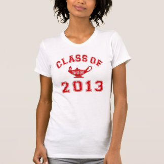 Class Of 2013 BSN - Red Shirts