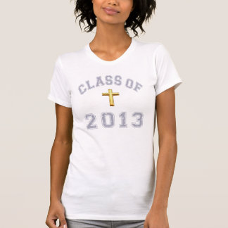 Class Of 2013 Cross - Grey 2 Tee Shirts