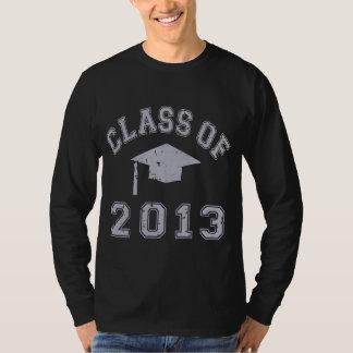 Class of 2013 Graduation Cap Tshirts