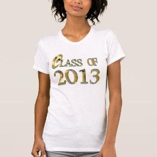 Class Of 2013 Graduation T Shirt