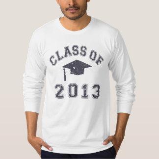 Class Of 2013 Graduation T Shirts