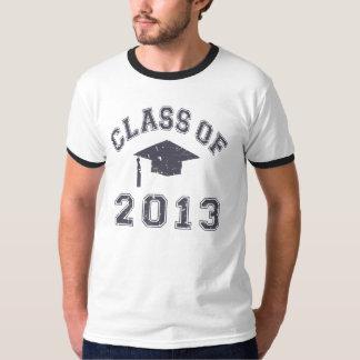 Class Of 2013 Graduation Tee Shirt