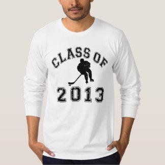 Class Of 2013 Hockey - Black 2 Tshirts