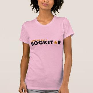 Class of 2013 Rockstar T Shirts