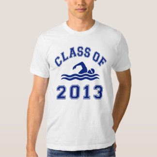 Class Of 2013 Swimming Tees