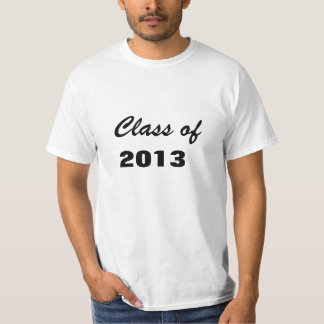 Class of 2013 T-Shirt Graduation Graduating