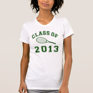 Class Of 2013 Tennis T-Shirt