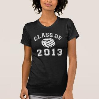 Class Of 2013 Volleyball T Shirt