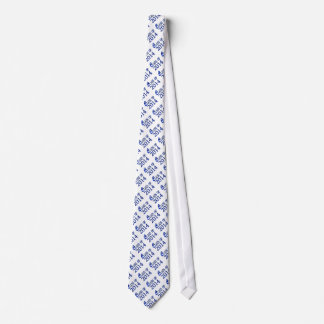 Class Of 2014 Blue & White, Or Any Color, Grad Tie