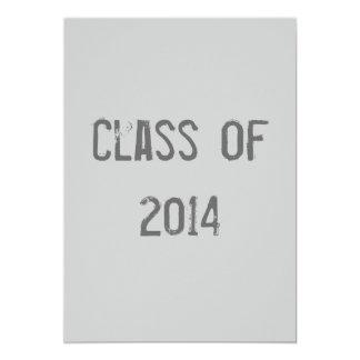 Class of 2014 card
