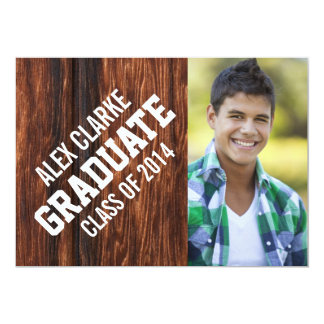 CLASS OF 2014 GRADUATE PARTY PHOTO CARD