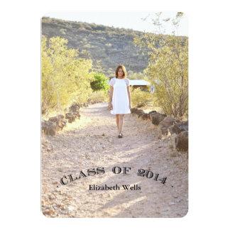 Class of 2014 Graduation Announcement