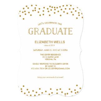Class of 2014 Graduation Announcement - CONFETTI