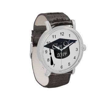 Class Of 2014 Graduation Cap Wrist Watches