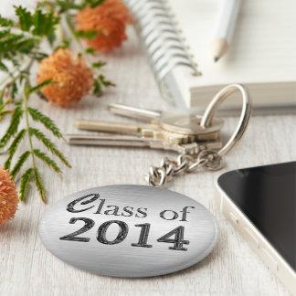 Class Of 2014 Graduation Keychain