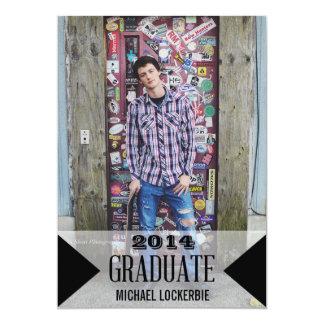 CLASS OF 2014 Graduation Party Photo Invitation