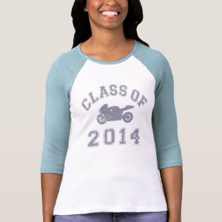 Class Of 2014 Superbike - Grey 2 Tees