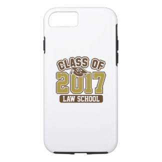 Class Of 2017 Law iPhone 7 Case