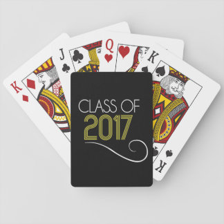 Class of 2017 Playing Cards