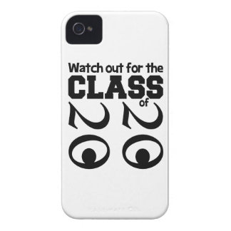 CLASS OF 2020 Blackberry Bold case, customize Case-Mate iPhone 4 Case
