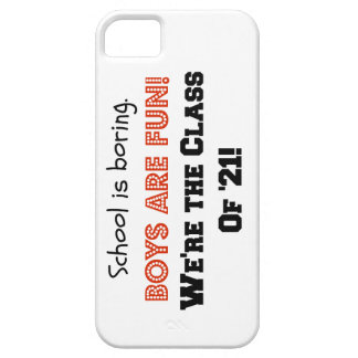 Class of 2021 Phone Case
