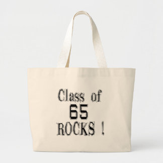 Class of '65 Rocks! Tote Bag