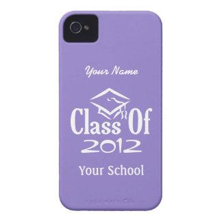 Class of ANY YEAR custom Blackberry Bold case