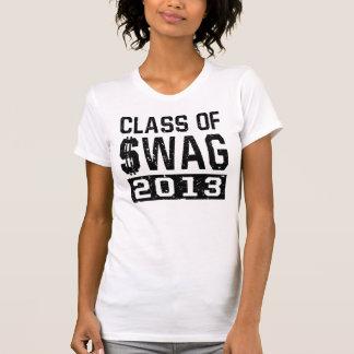 Class Of $WAG 2013 Tee Shirts