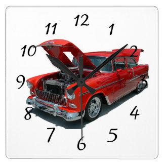 Classic 1950's Era Chevrolet Belair clock