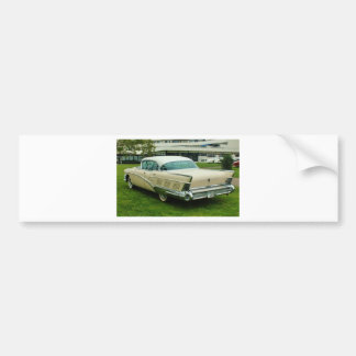Classic 1958 Buick Limited. Bumper Sticker