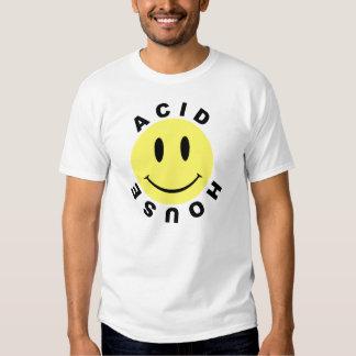 Classic Acid House Smiley Tee Shirt